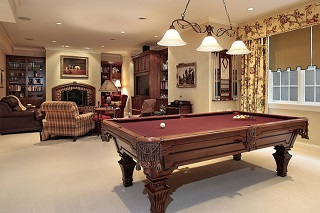 Pool table Specifications for Detroit Pool Table Movers